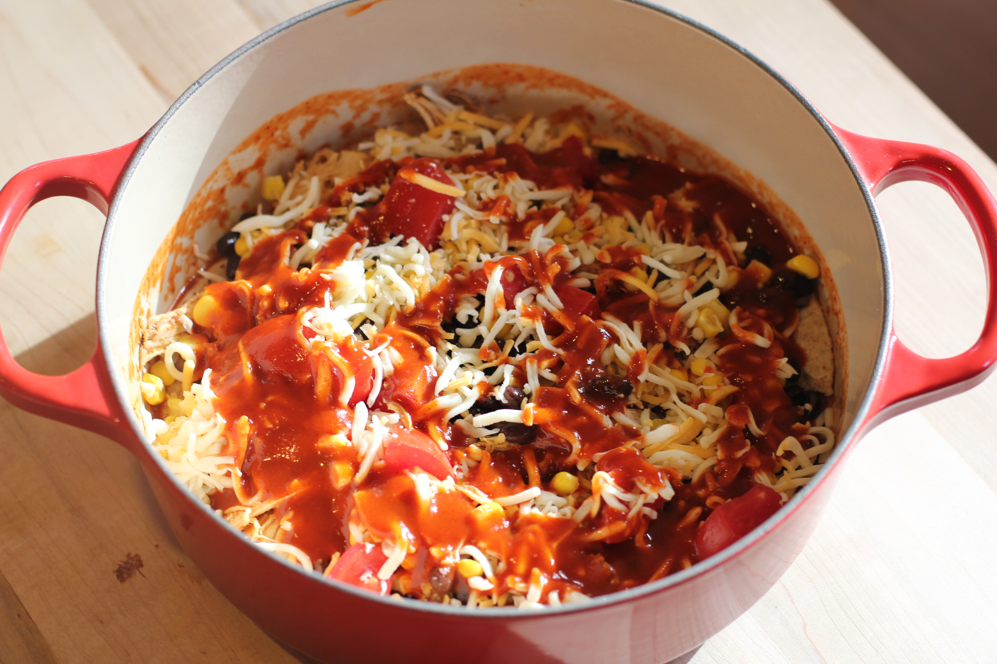 This Recipe Was Very Easy To Make If You Have All The Ingredients On Hand,