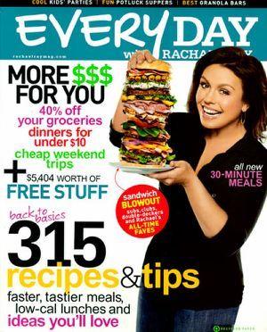 rachel ray magazine