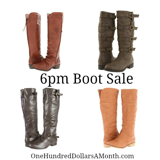 pictures of tall boots brown black