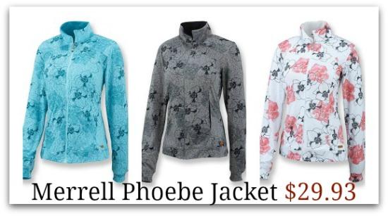 Merrell Phoebe Jacket