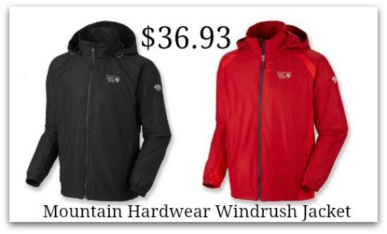 Mountain Hardwear Windrush Jacket