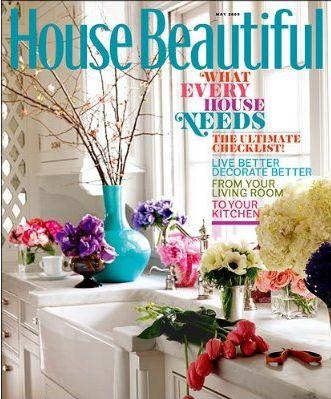 house beautiful magazine