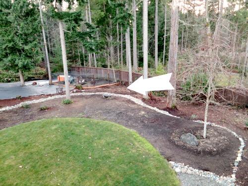 Mavis Garden Blog - Weekend Plans - One Hundred Dollars a ... on Wooded Backyard Ideas id=20242