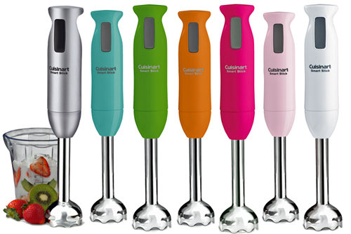 Cuisinart Smart Stick 2-Speed 200-Watt Immersion Hand Blender