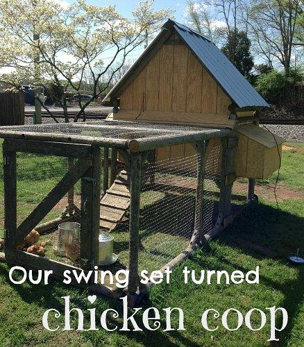 DIY Chicken Coop Plans