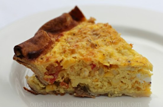 easy-quiche-recipes-corn-and-tomato-quiche