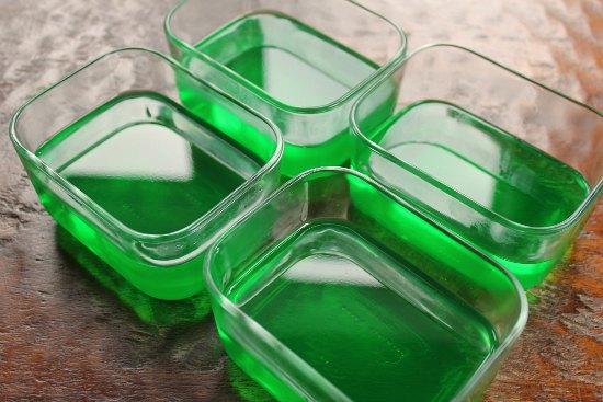 line jello