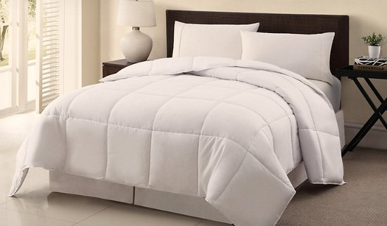 Hypoallergenic Down-Alternative Comforter