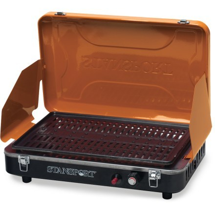 Stansport Propane Grill Stove with Piezo