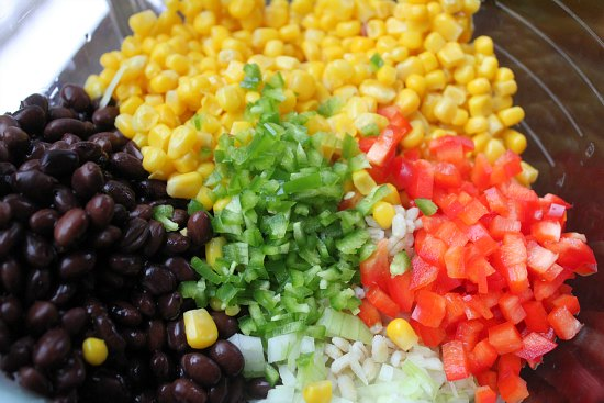 Tex-Mex Pearled Barley Salad with Corn