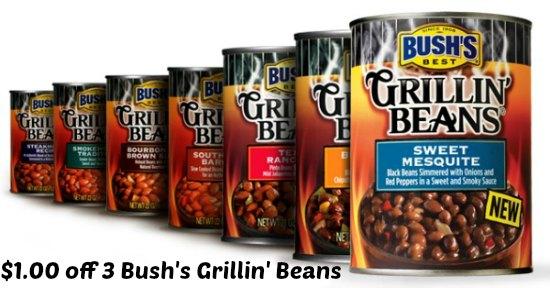 bush's bean coupon