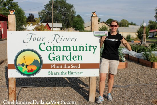four rivers community garden