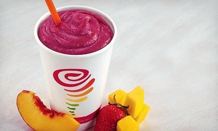 jamba juice smoothie
