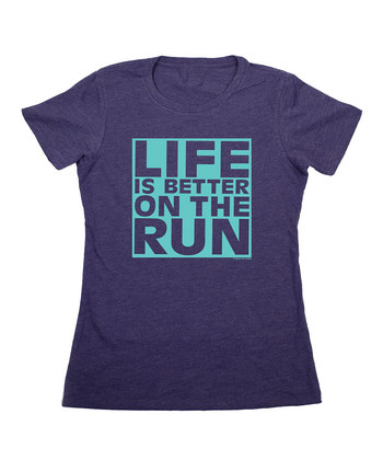 life is better on the run