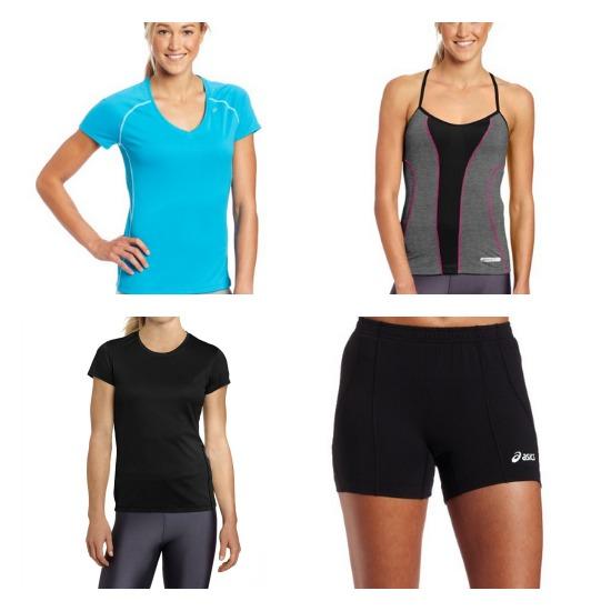 asics clothing