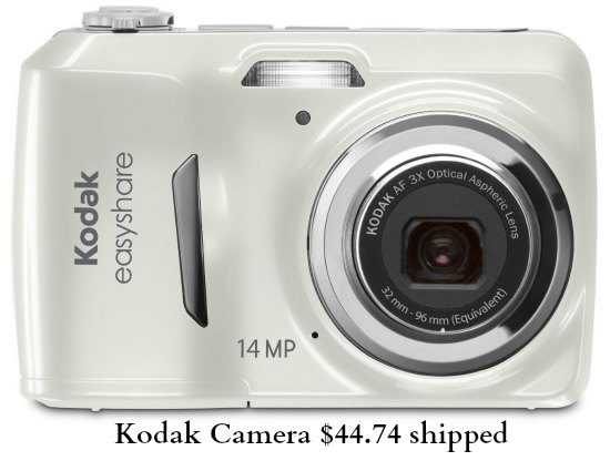 kodak inexpensive camera