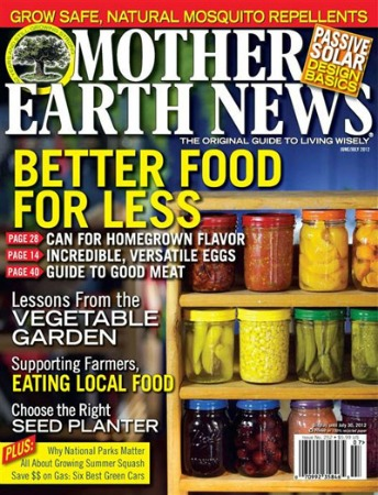 mother earth news magazine discount
