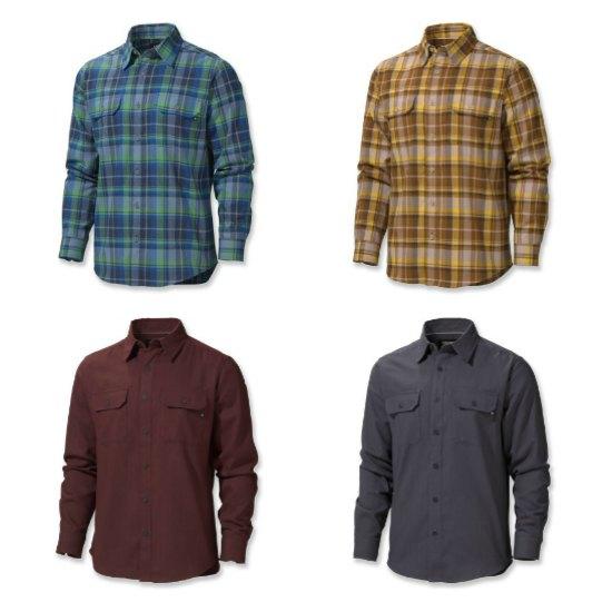 Marmot Bowls Flannel Shirt - Men's