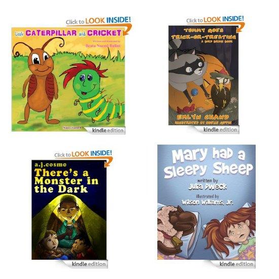 children's free kindle books