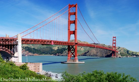 things to do in san francisco ca one hundred dollars a month. Black Bedroom Furniture Sets. Home Design Ideas