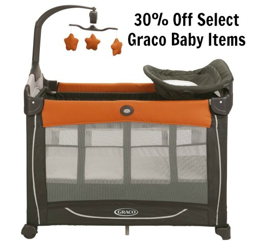 graco pack and play playyard