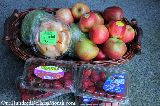 how to save on produce