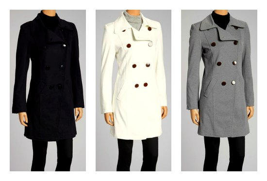 wool pea coats