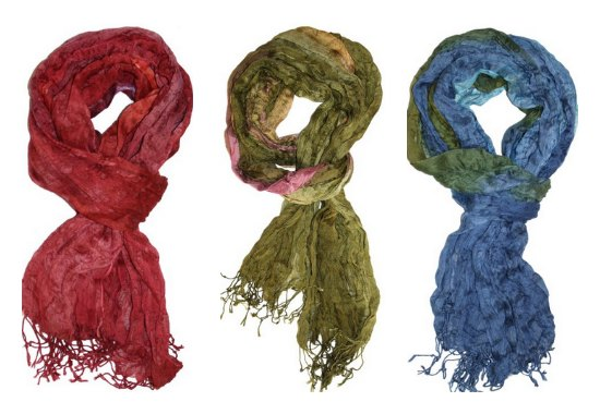 beautiful scarves