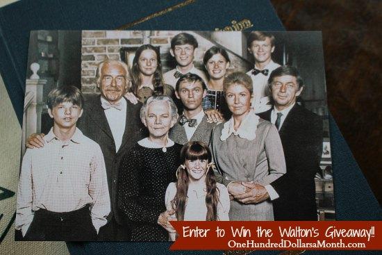 walton's giveaway