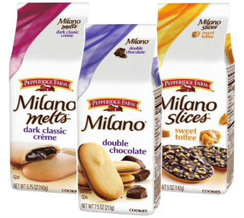 Pepperidge Farm cookies coupons