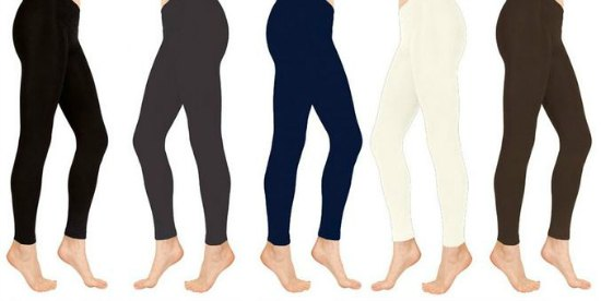 Chinese Laundry fleece lined tights
