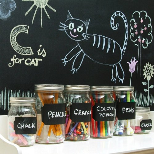 contact chalkboard liner