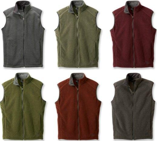 rei fleece sweater vest