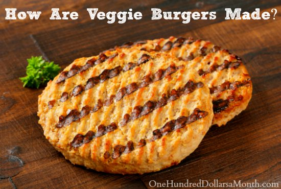 How Veggie Burgers Are Made