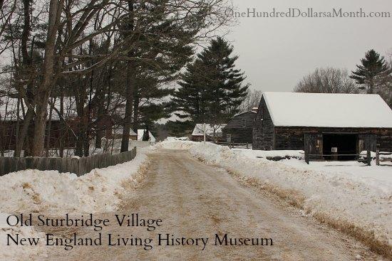 Old Sturbridge Village New England Living History Museum