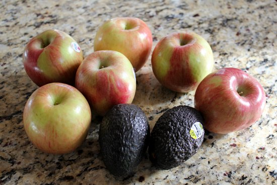 apples and avocados