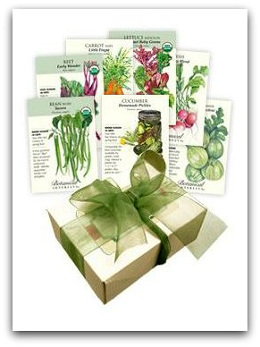 botanical interests garden seeds baby