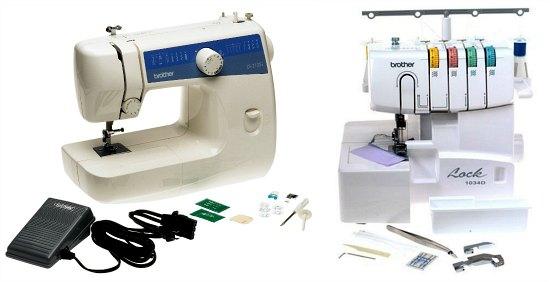 sewing machine serger