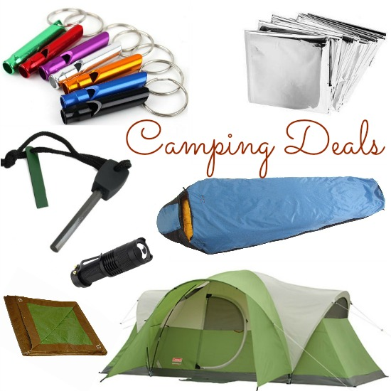 camping deals