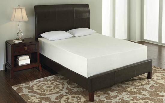 memory foam bed