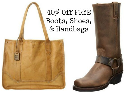 FRYE Boots, Shoes, Handbags