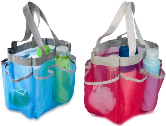 shower caddies for college students