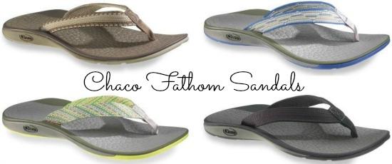 Chaco Fathom Sandals