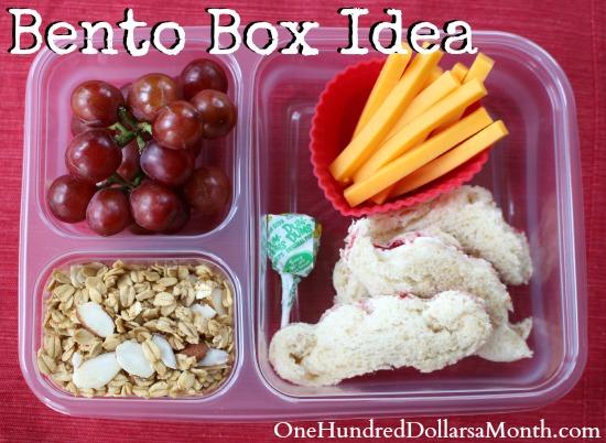 bento box idea