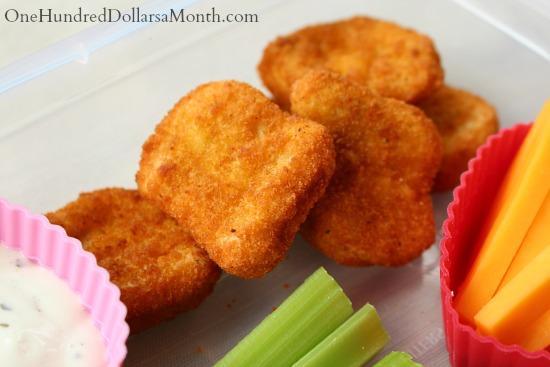 Chicken Nuggets Silicone