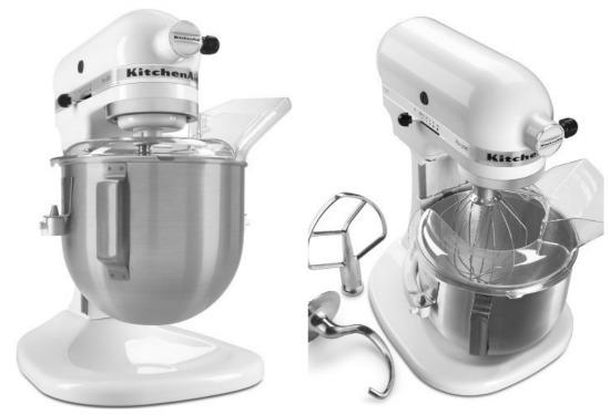 kitchen aid mixer Pro Series