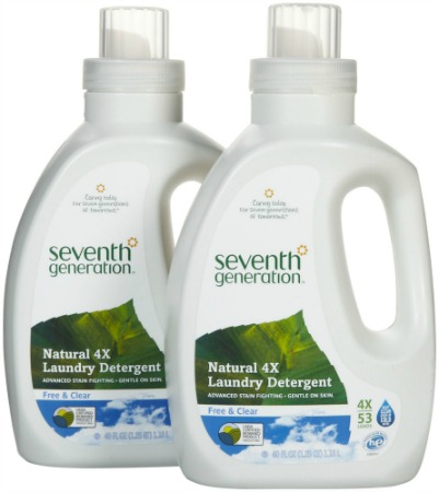 Seventh Generation Laundry Liquid