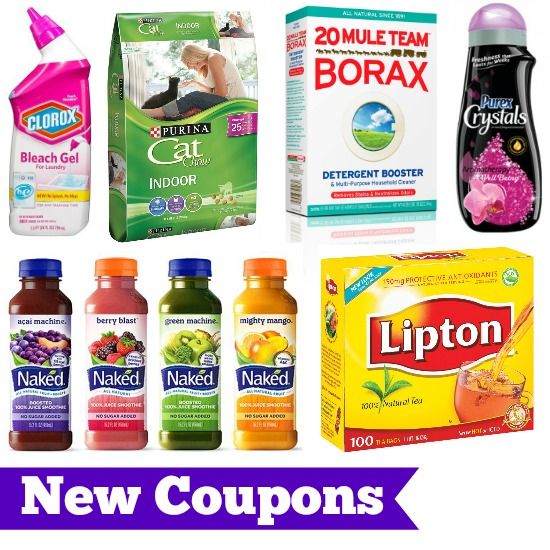 new printable coupons