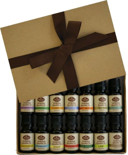 Starter Set 14 Gift Pack  Pure Essential Oils