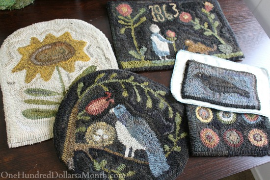So Iu0027ve Decided To Break Down The Ins And Outs Of Rug Hooking A Bit And